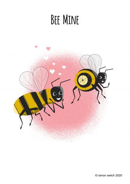 Bee Mine Thortful