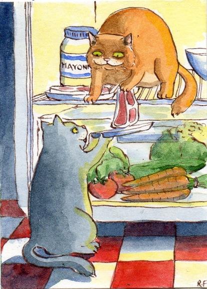 Fat Cats 5