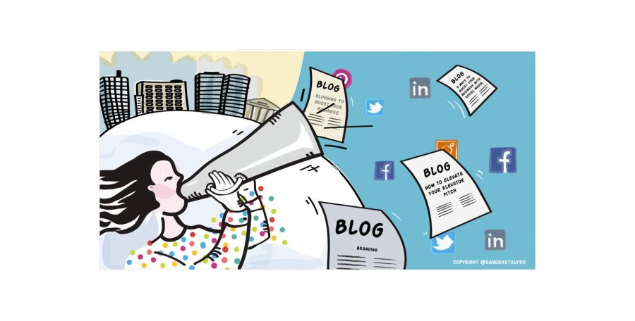 'Boost your Business through Blog'