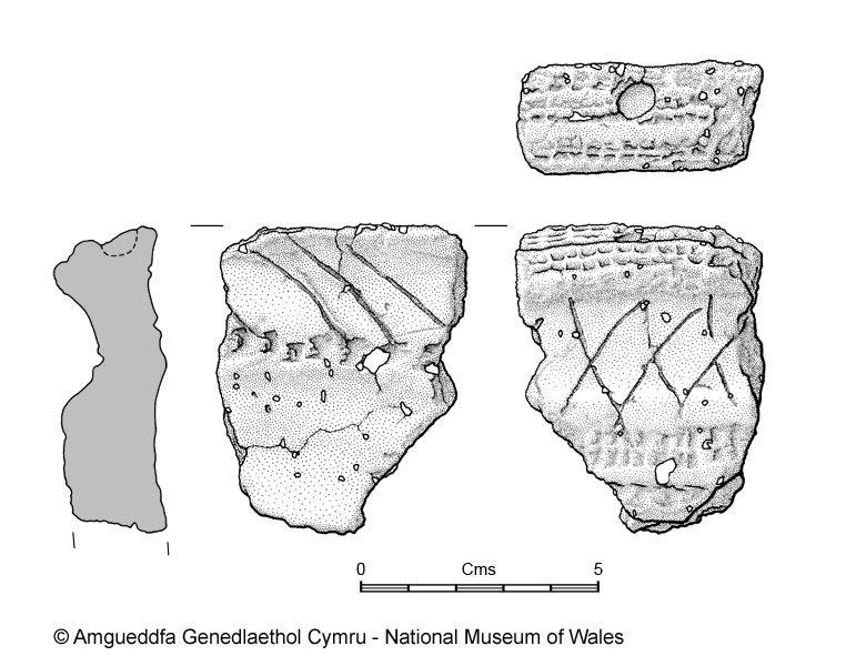 Neolithic Pot Sherd