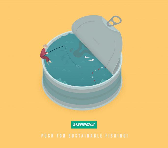 Greenpeace - Sustainable Fishing