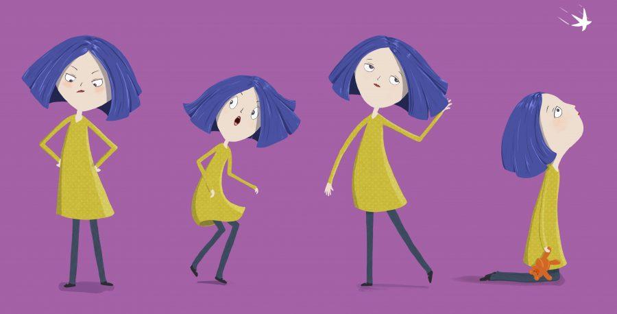 Girl character development