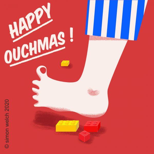 happy ouchmas instagram