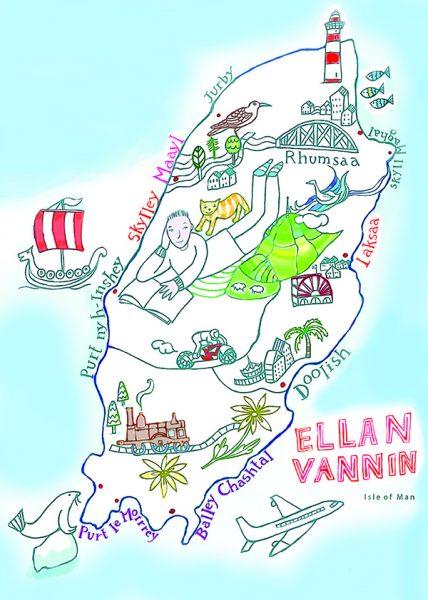 Manx Map