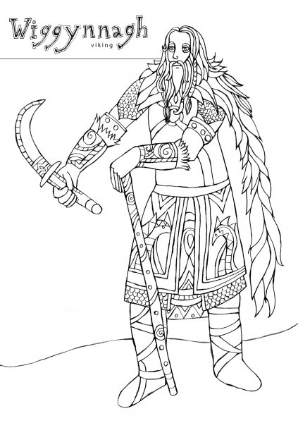 Viking Man