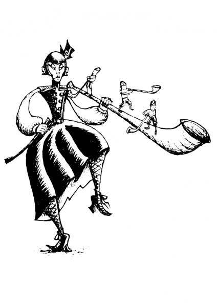 Madame Legrande