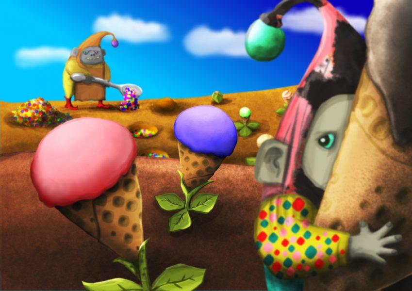 Sugar Gnomes