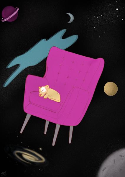 The Astrodog