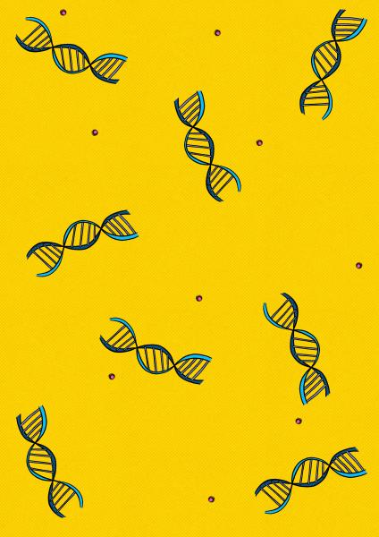 DNA pattern