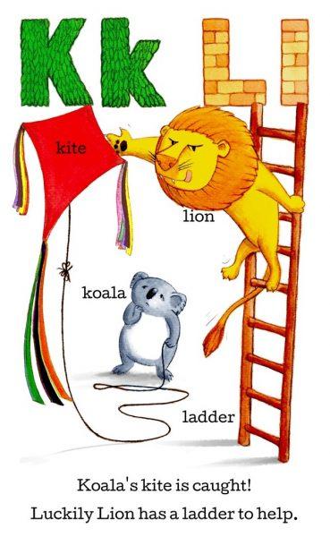 ABC Stories - Lion and Koala