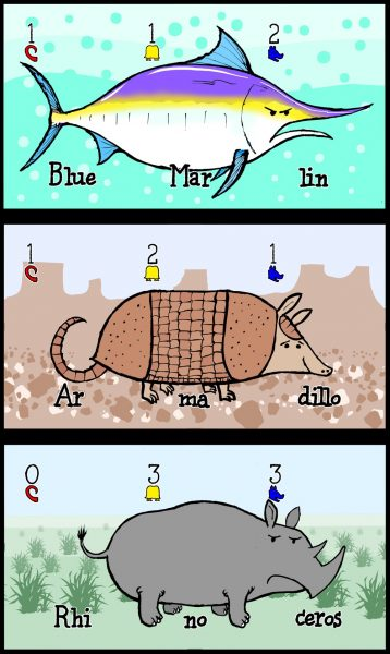 Animal Card Game