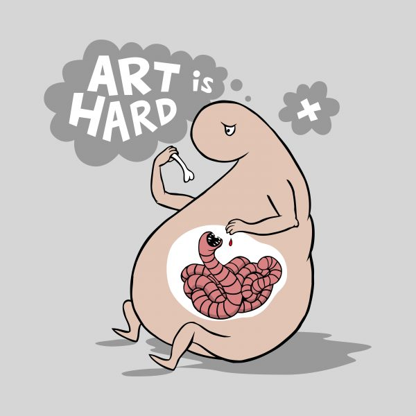 Art is Hard