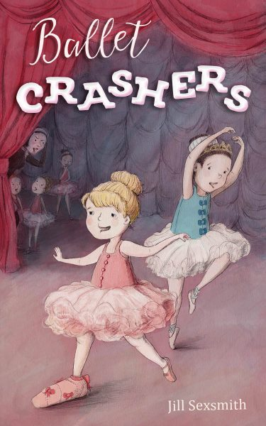 Ballet Crashers Cover