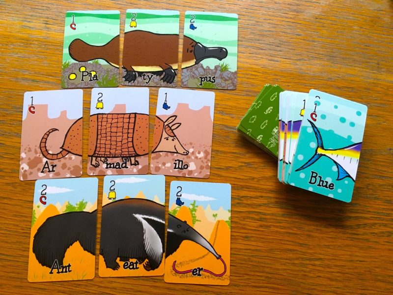 Animal Card Game - First Edition