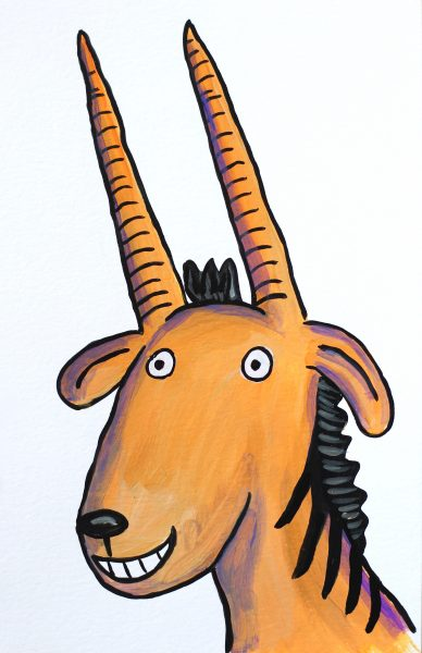 Norbert Character
