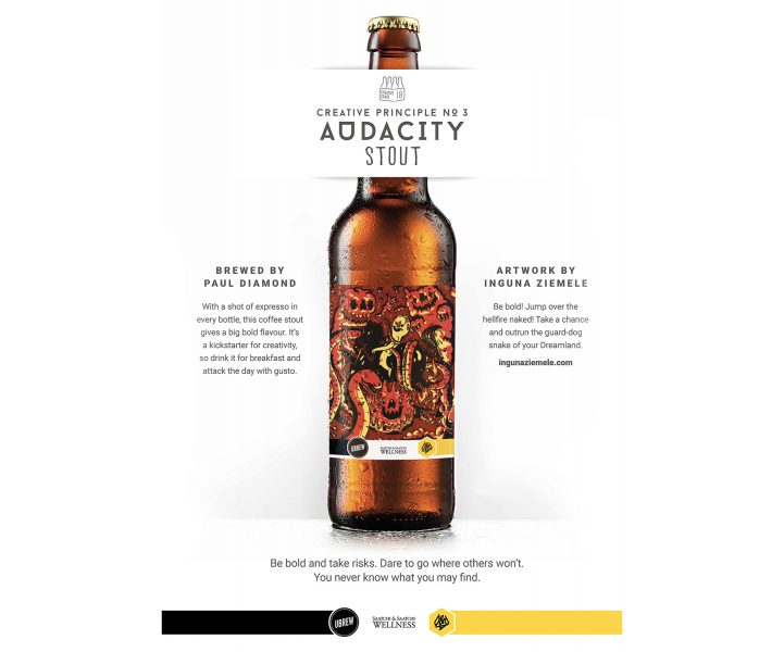 Creative Crate D&AD & Saatchi&Saatchi Wellness