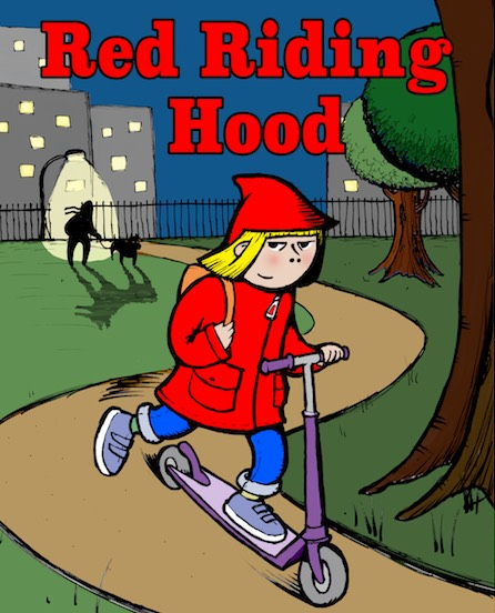 New Red Riding Hood