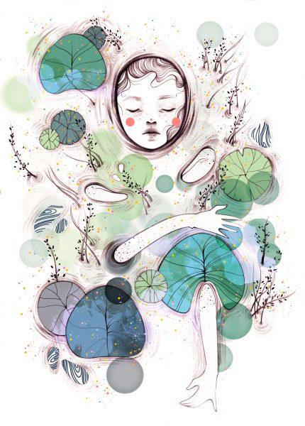 Ophelia Drowns