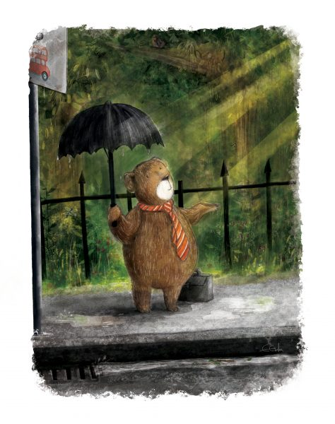 Rainy Day Bear rough edge V2 web