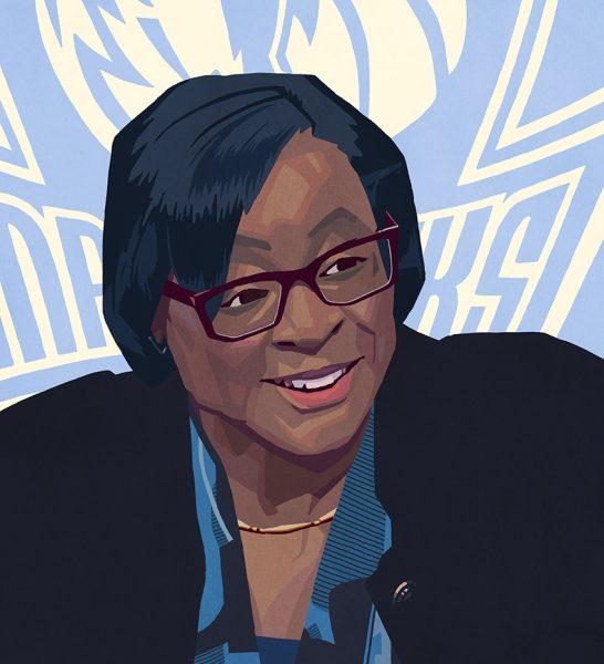 Cynthia Marshall Portrait