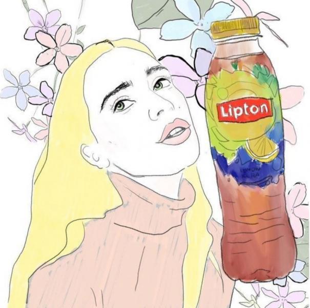 Cold Cold Tea