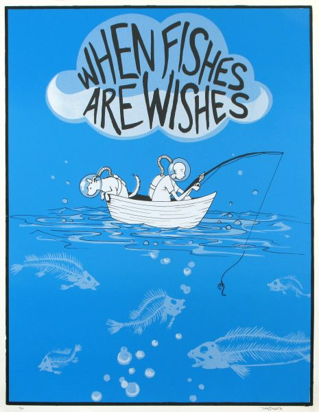 When Fishes Are Wishes