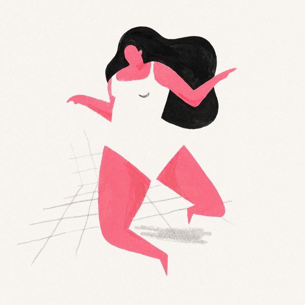 Swimmer 03