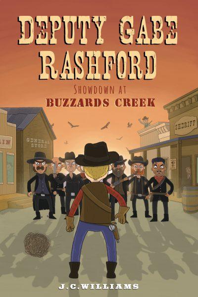 Deputy Gabe Rashford Book Cover