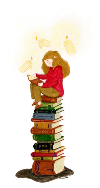 hermione-libros