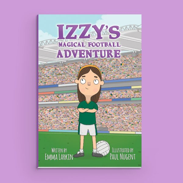 Izzy's Magical Football Adventure