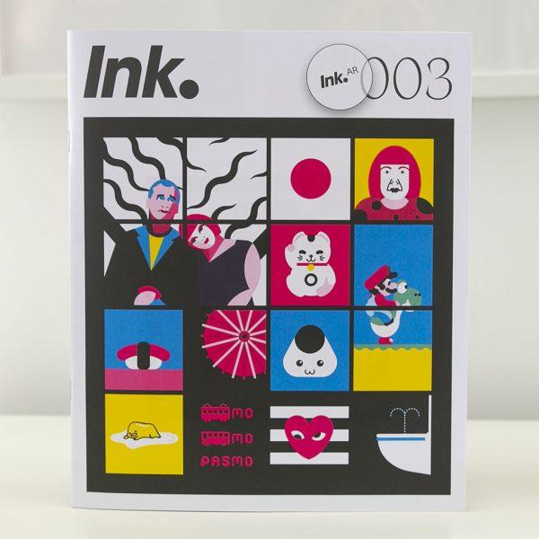 Ink. #003