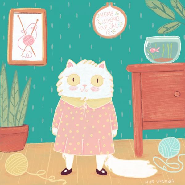 kitty-home