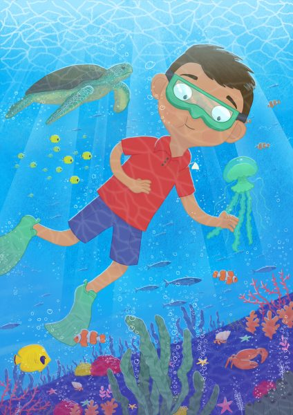 Sayid's Sea Creatures