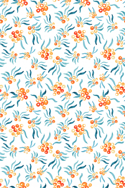 Rowan Berry Pattern