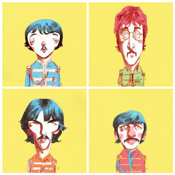 The Beatles 01