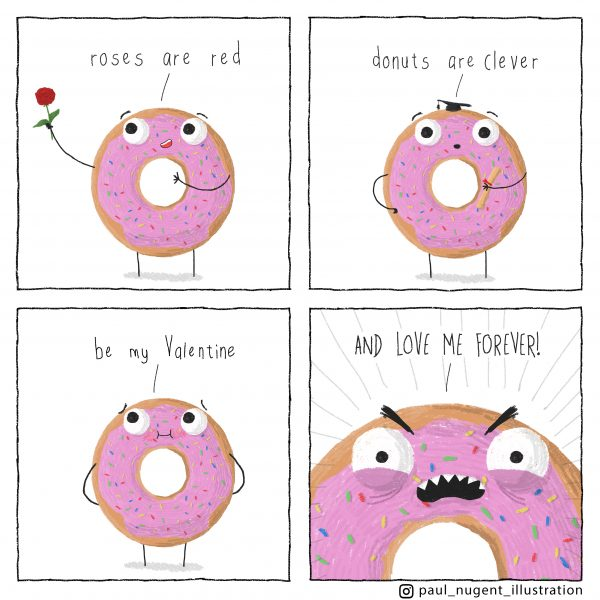 Donuts are Clever