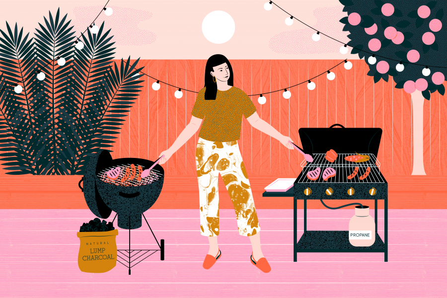 An Absolute Beginner's Guide to Grilling