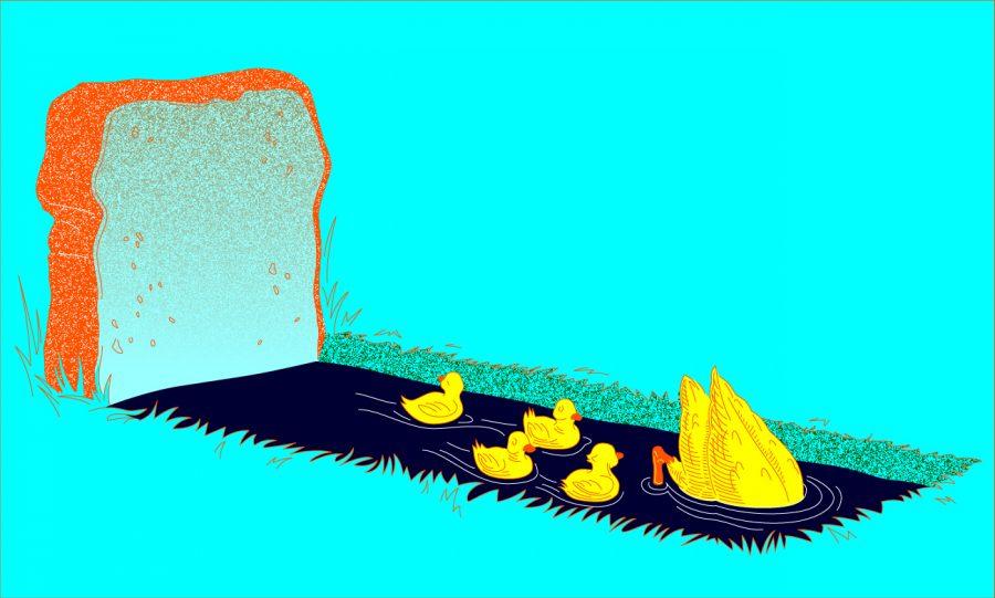 Bread grave