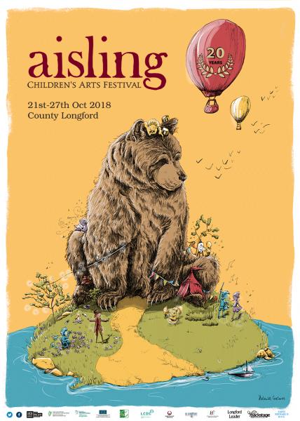 Aisling Arts Festival Poster 2018