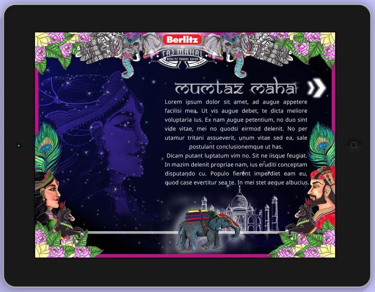 Berlitz Interactive Travel Guide- The Taj Mahal