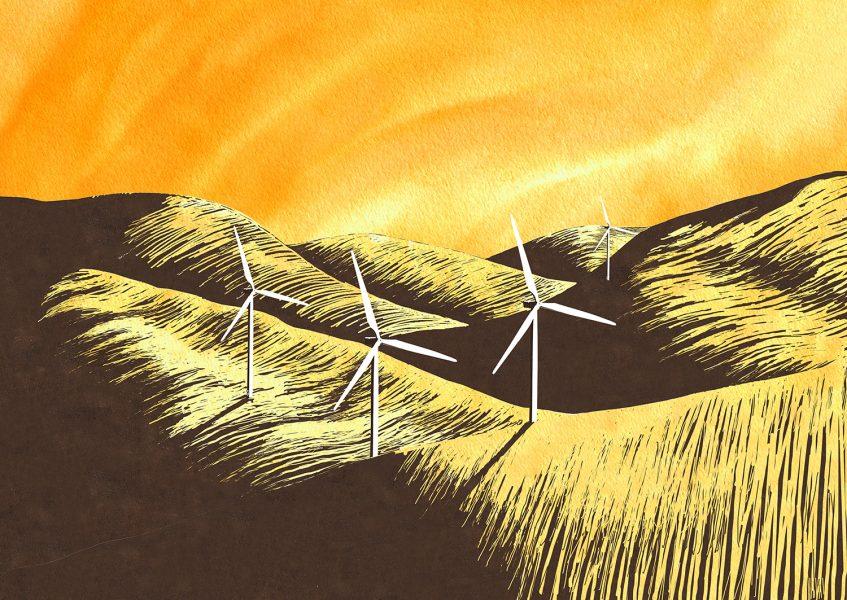 Tawhiri's Turbines