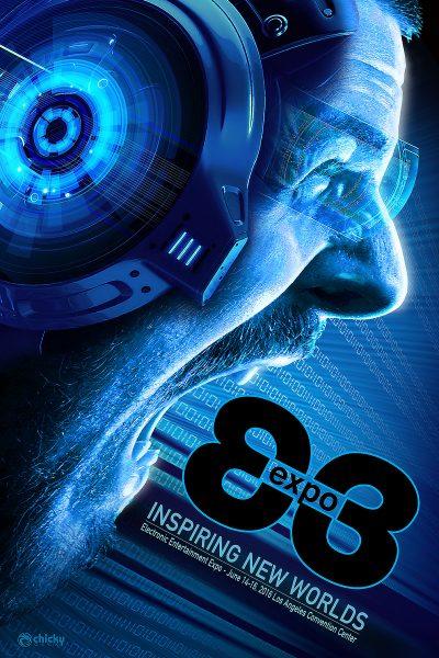 E3-poster