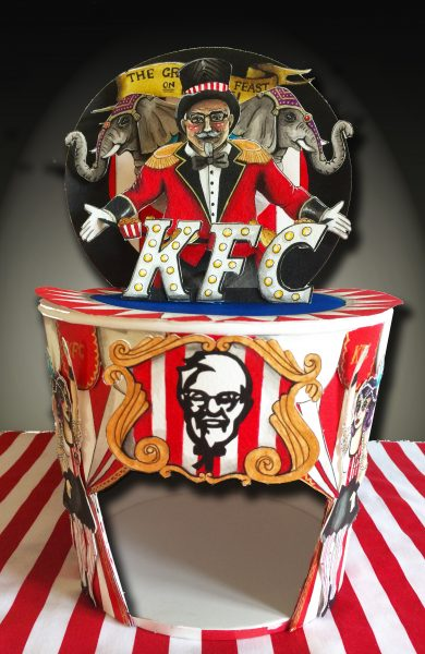 KFC Bucket Design