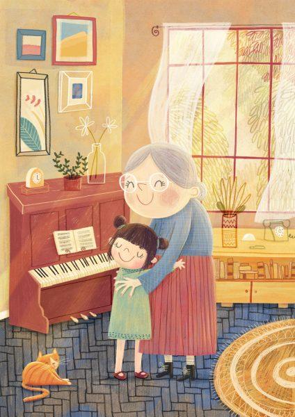 Nana Hugs