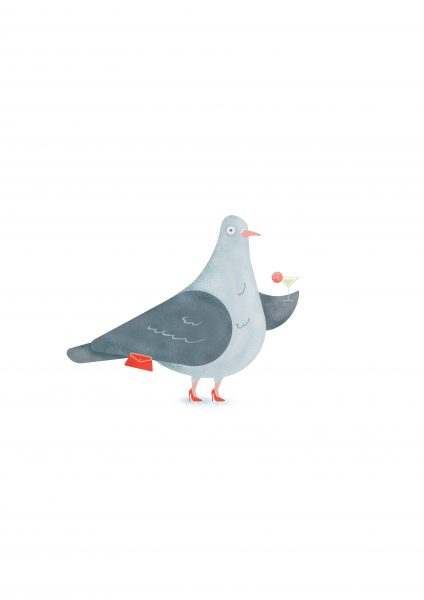 Party Pigeon