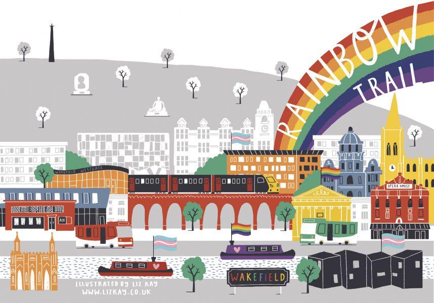 Rainbow Trail leaflet