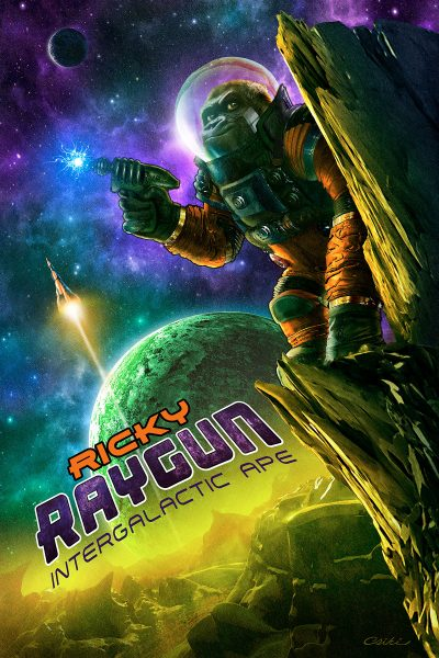Ricky Raygun cover