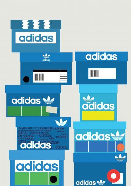Adidas Boxes