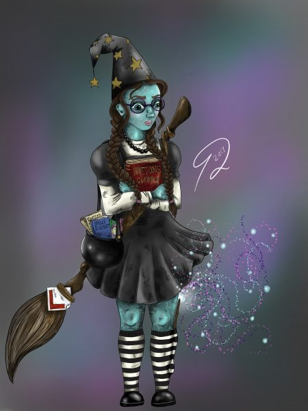 School Witch