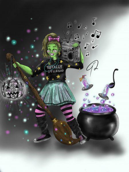 80's Witch